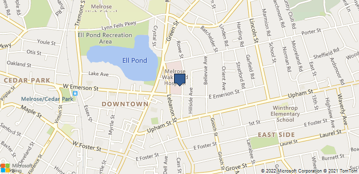 50 Rowe St STE700 Melrose, MA, 02176 Map