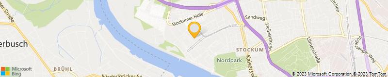 Bing Map of 51.262500,6.735900