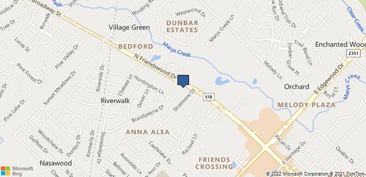 512 North Friendswood Drive Friendswood, TX, 77546 Map