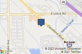 Bing Map of 5216 Cleveland Blvd Ste H Caldwell, ID 83607