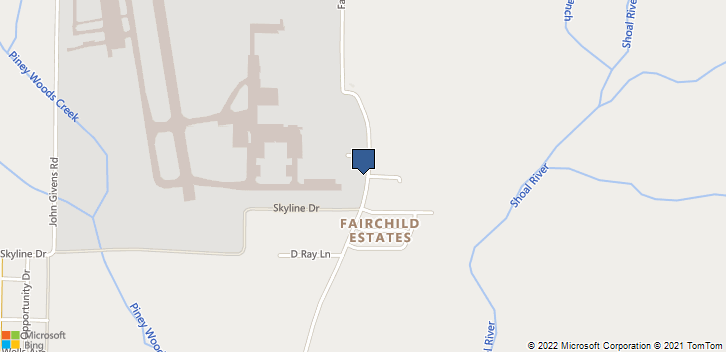 5342 Fairchild Rd  Crestview, FL, 32539 Map