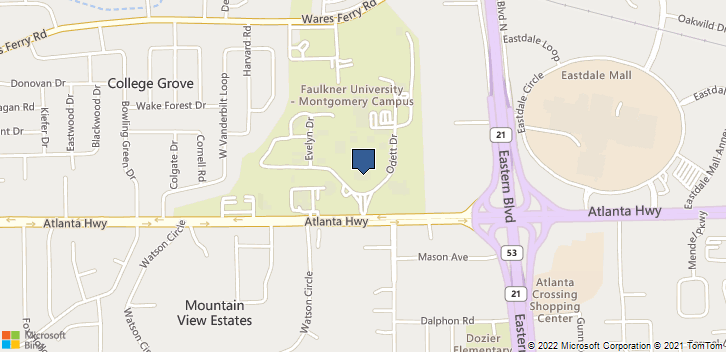 5345 Atlanta Hwy Montgomery, AL, 36101 Map
