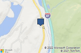 Bing Map of 549 Route 17 Ste J Tuxedo Park, NY 10987