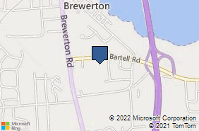 Bing Map of 5500 Bartel Rd Ste 4 Brewerton, NY 13029