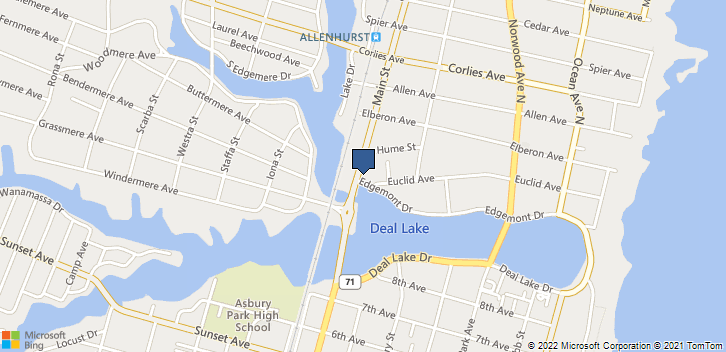 560 Main Street Allenhurst, NJ, 07711 Map