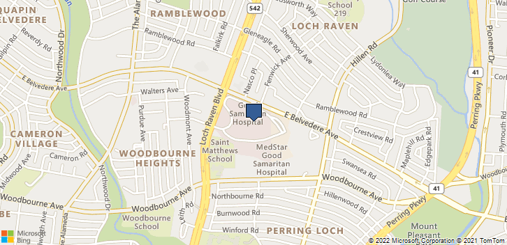 5601 Loch Raven Blvd 400 Baltimore, MD, 21239 Map