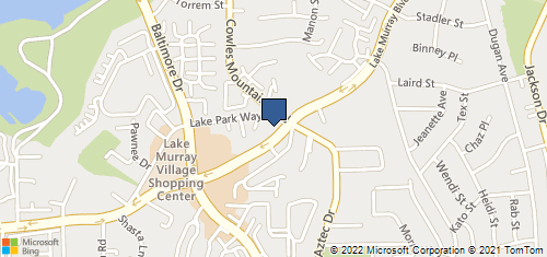 Bing Map of 5680 Lake Murray Blvd Ste C La Mesa, CA 91942