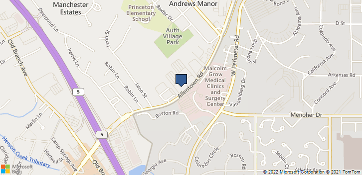 5801 Allentown Road 306 Camp Spring, MD, 20746 Map
