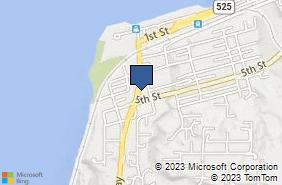 Bing Map of 619 4th St Ste B Mukilteo, WA 98275