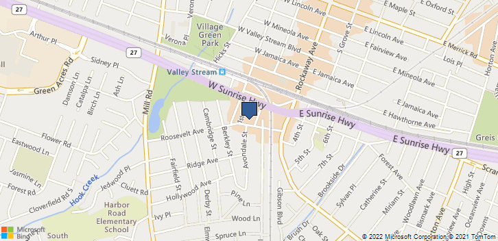 65 Roosevelt Ave, Suite 204 Valley Stream, NY, 11581 Map