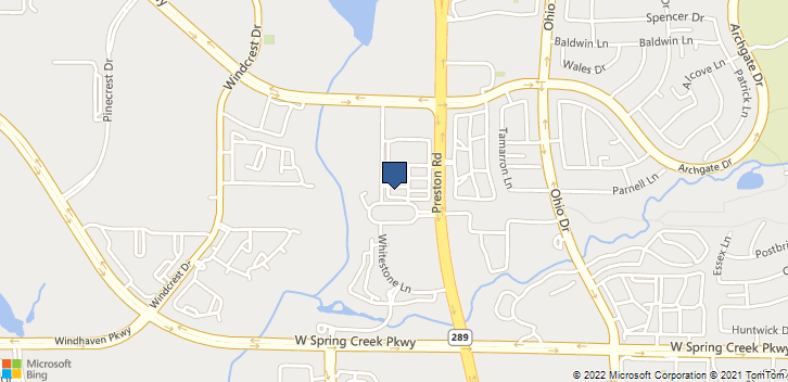 6513 Preston Rd Plano, TX, 75024 Map