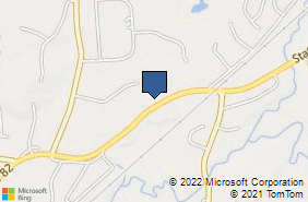 Bing Map of 653 Route 82 Ste A Hopewell Junction, NY 12533
