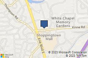Bing Map of 6585 Kinne Rd De Witt, NY 13214