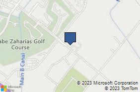 Bing Map of 6640 9th Ave Port Arthur, TX 77642