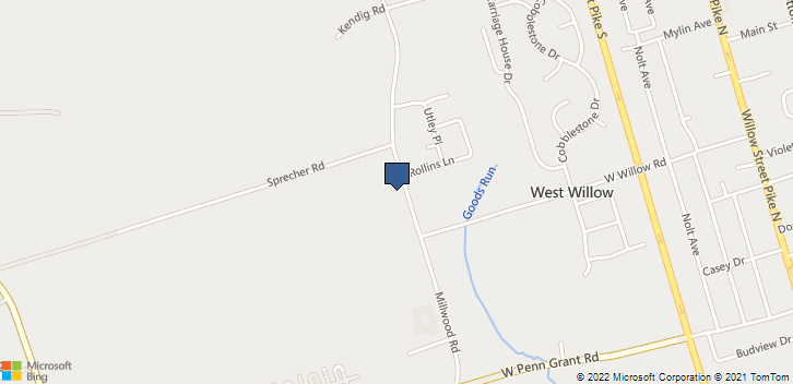 670 Millwood Rd Willow Street, PA, 17584 Map
