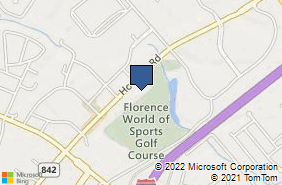Bing Map of 6900 Houston Rd Ste 20 Florence, KY 41042