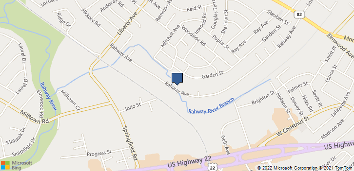 700 Rahway Ave Union, NJ, 07083 Map