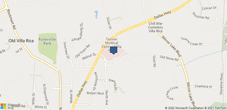705 Dallas Hwy Villa Rica, GA, 30180 Map