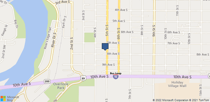 714 5th St S Great Falls, MT, 59405 Map