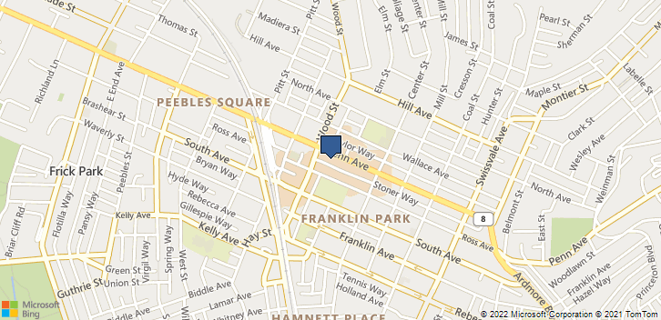 720 Penn Ave Pittsburgh, PA, 15221 Map