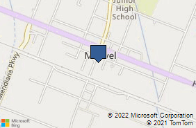 Bing Map of 7515 Masters Rd Ste 3 Manvel, TX 77578