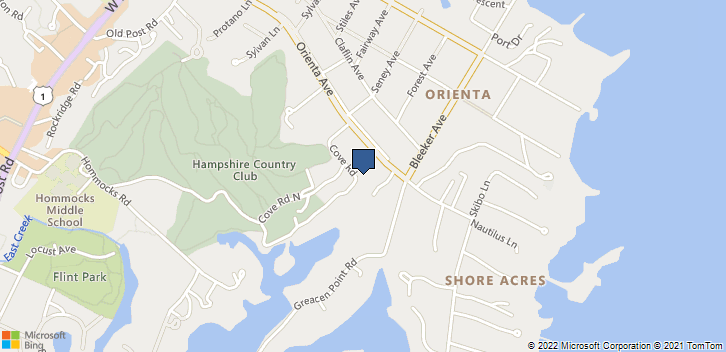 752 Cove Rd Mamaroneck, NY, 10543 Map