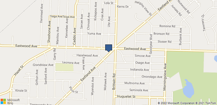 762 Eastland Ave Akron, OH, 44305 Map