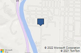 Bing Map of 777 S 2nd St Coshocton, OH 43812