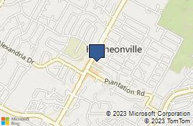 Bing Map of 8103 Brodie Ln Ste 7 Austin, TX 78745