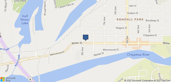 834 Water St  Eau Claire, WI, 54703 Map