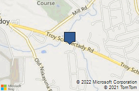 Bing Map of 892 Troy Schenectady Rd Latham, NY 12110