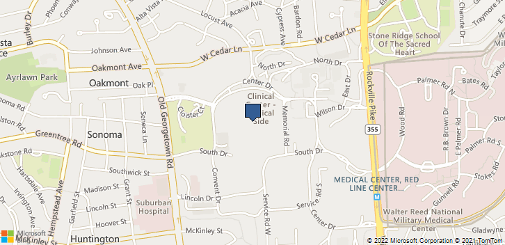 9000 Rockville Pike National Institutes Of Health Bethesda, MD, 20892 Map