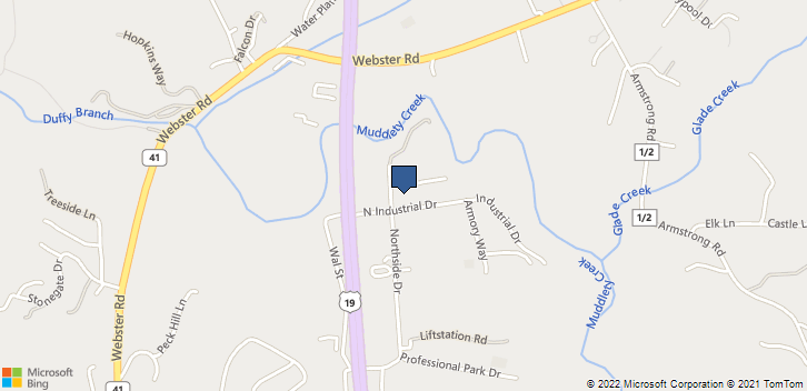 902 North Side Drive Summersville, WV, 26651 Map