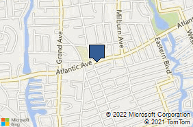Bing Map of 914 Atlantic Ave Baldwin, NY 11510
