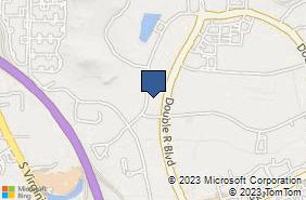 Bing Map of 9410 Prototype Dr Ste 7 Reno, NV 89521