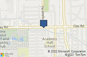 Bing Map of 9585 Clay Rd Ste A Houston, TX 77080