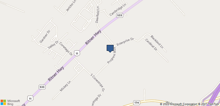 97 Progress Blvd Shippensburg, PA, 17257 Map