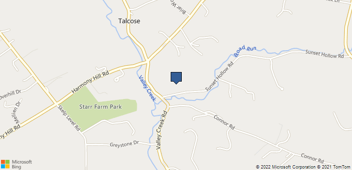 979 Sunset Hollow Rd West Chester, PA, 19380 Map