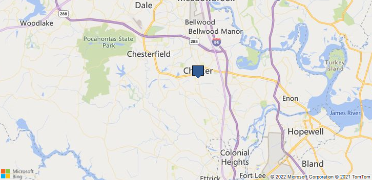 Chester Village Chester, VA, 23831 Map