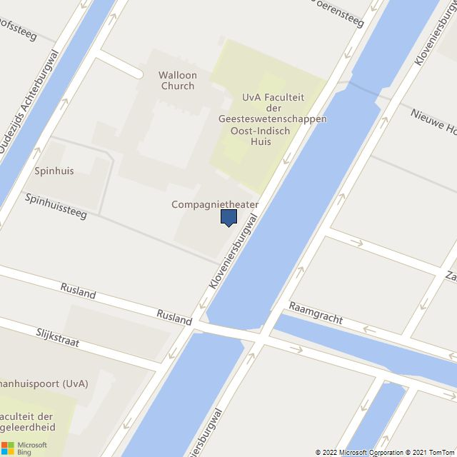 Compagnietheater, Kloveniersburgwal 50, 1012 CX Amsterdam, NL