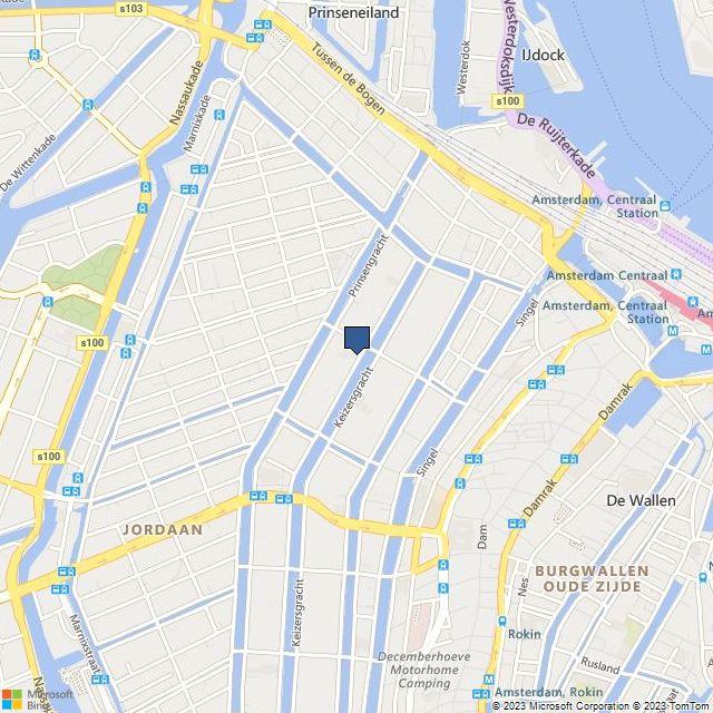 De Rode Hoed, Keizersgracht 102, 1015 CV Amsterdam, NL