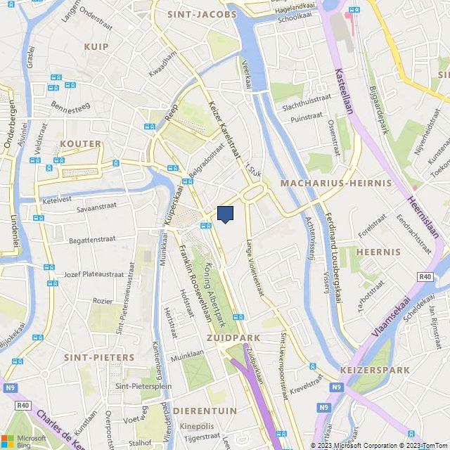 Gent Zuid, Graaf van Vlaanderenplein 40, 9000 Gent