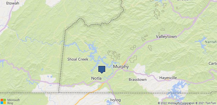 Nantahala Womens Hlth Care Murphy, NC, 28906 Map