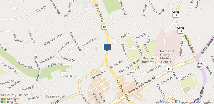 P. O. Box 1282  Gainesville, GA, 30503 Map