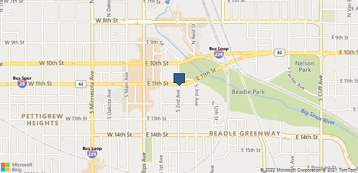 PO Box 1023 Sioux Falls, SD, 57101 Map