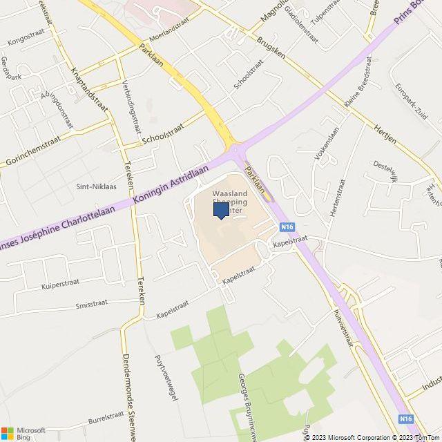 Standaard Boekhandel, Kapelstraat 100, 9100 Sint-Niklaas, BE