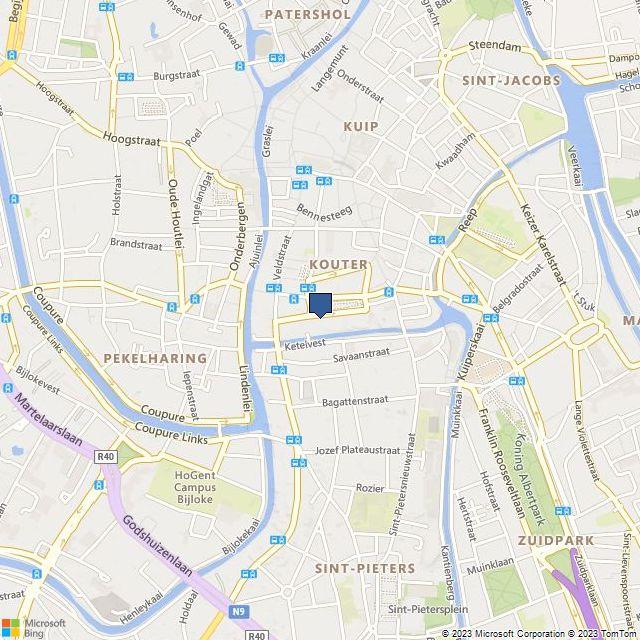 Standaard Boekhandel, Kouter 31, 9000 Gent, BE