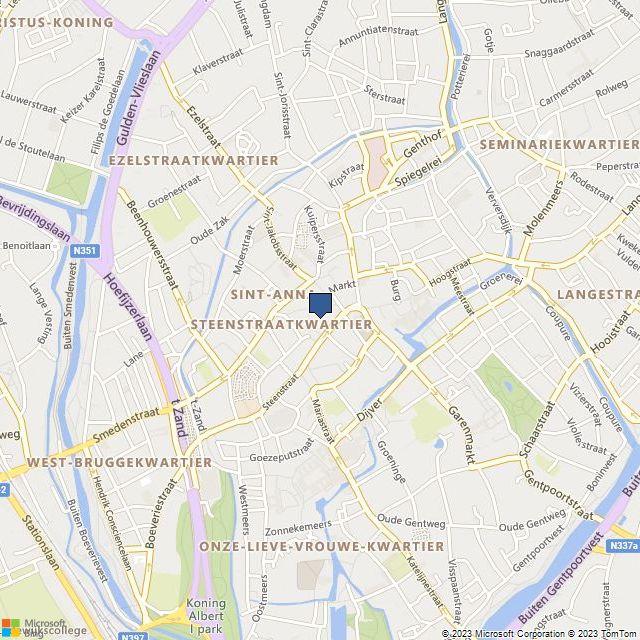 Standaard Boekhandel, Steenstraat 18, 8000 Brugge, BE