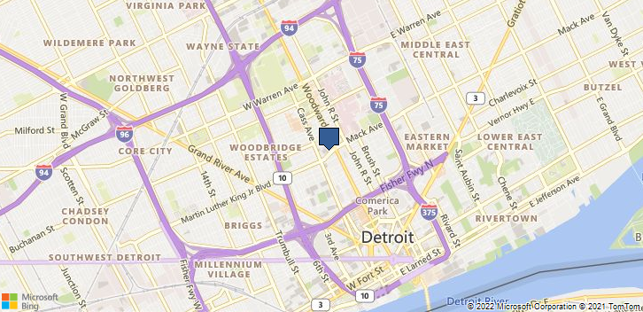 University Health Ctr Ste 8d Detroit, MI, 48201 Map