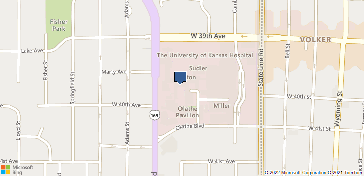 University Of Kansas Medical Ctr Kansas City, KS, 66160 Map